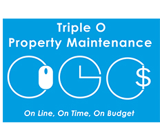 Triple O Property Maintenance Logo
