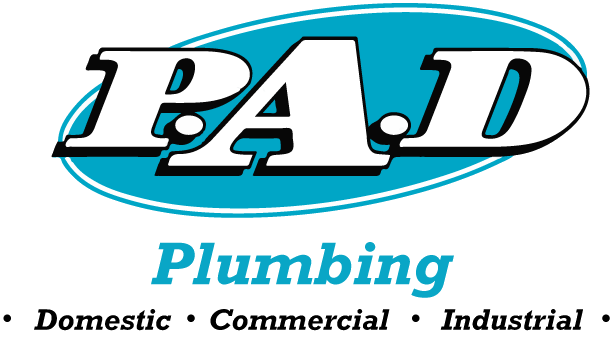 P.A.D Plumbing & Maintenance Pty Ltd Logo