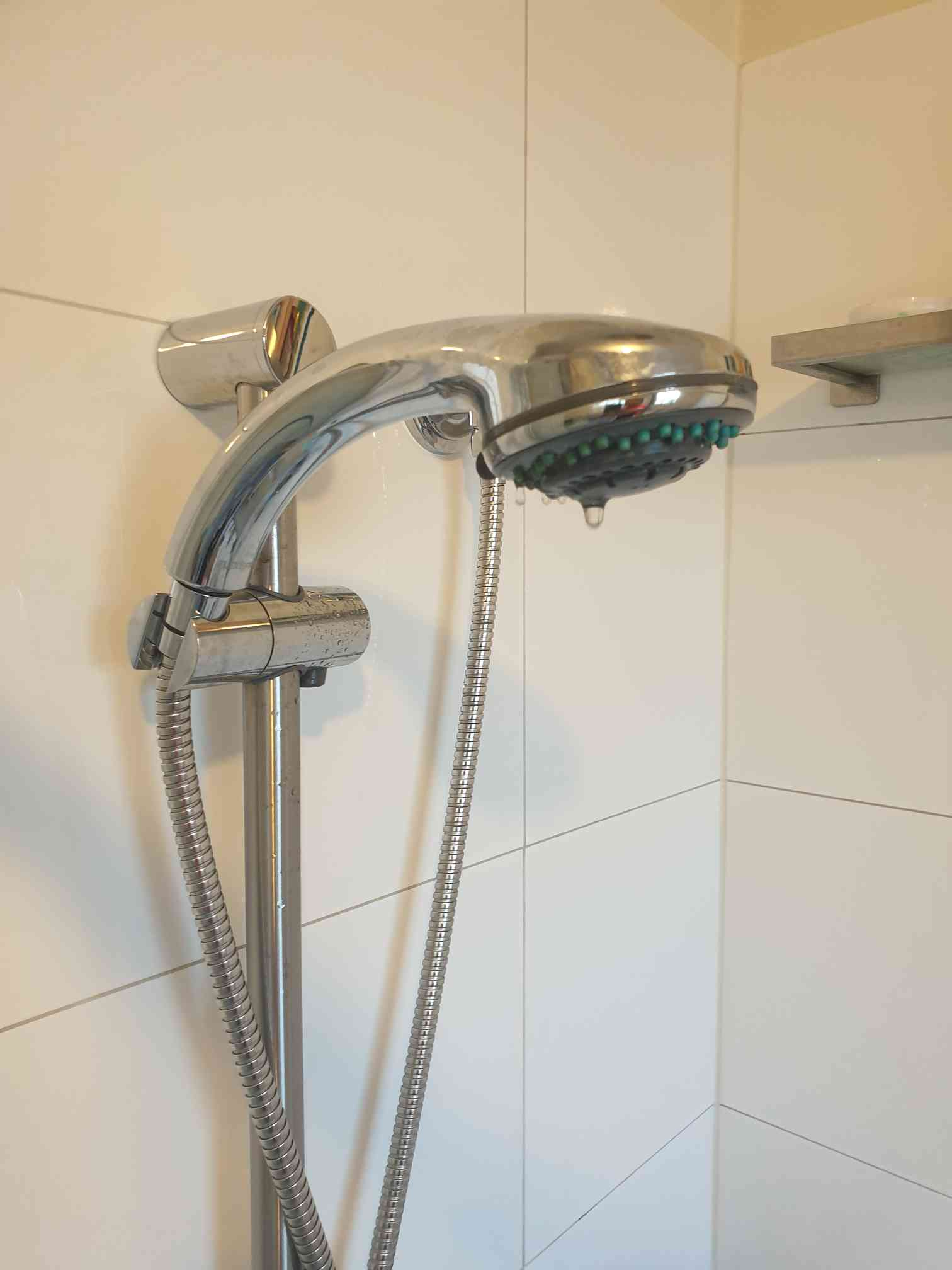 Leaking shower taps at Moonee Ponds By P.A.D Plumbing & Maintenance Pty Ltd via i4Tradies