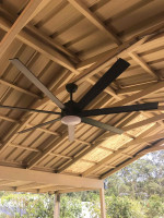 Fan Installation - Albany Creek By MRENA Service Solutions via i4Tradies