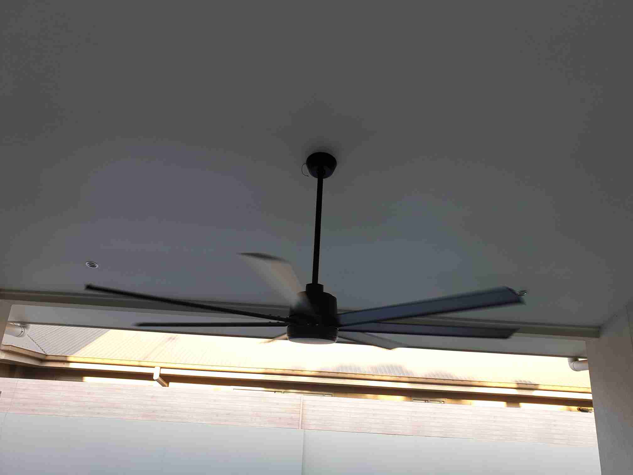 Electrical service - Fan installation - Hope Island By MRENA Service Solutions via i4Tradies