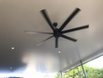 Electrical Services - Fan Installation at Buccan By MRENA Service Solutions via i4Tradies