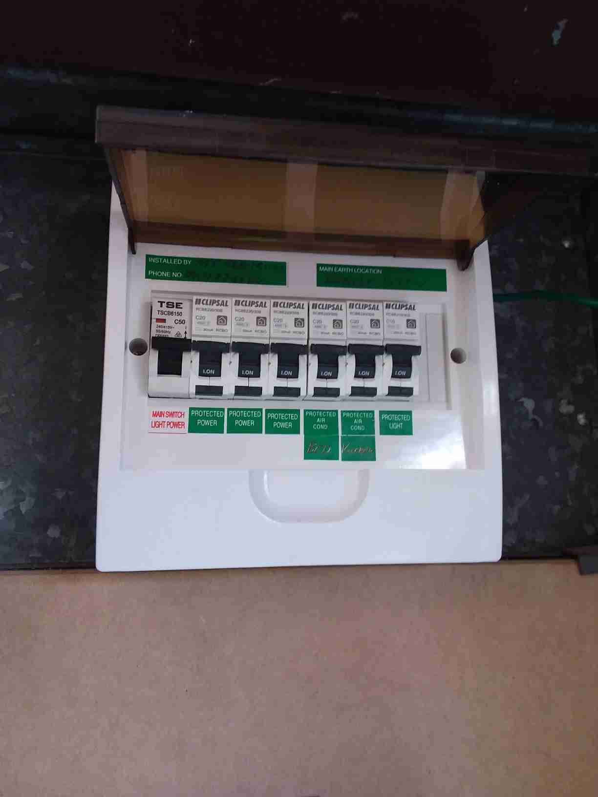 Switchboard Upgrade - Ballarat North By MJ Electrical & Solar via i4Tradies