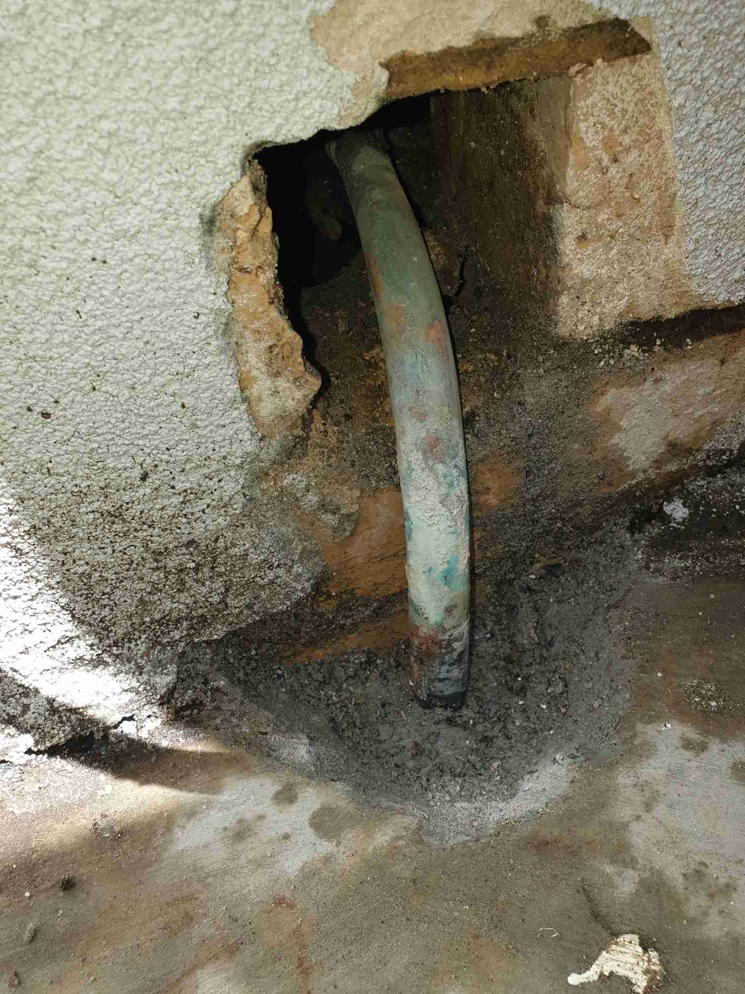 Burst Pipes Repair and Replacement at Ardee By P.A.D Plumbing & Maintenance Pty Ltd via i4Tradies