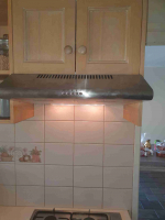 Range hood installation - Lara By Mr. Electric of Geelong via i4Tradies