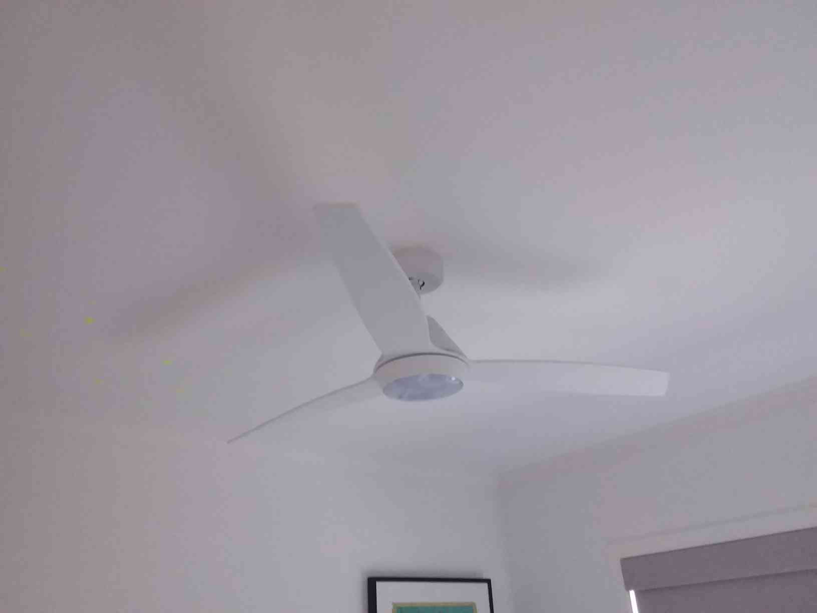 Fan Installation at Mount Helen By MJ Electrical & Solar via i4Tradies