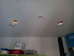 Downlights Installation at Caroline Springs By Ramz Electrical via i4Tradies