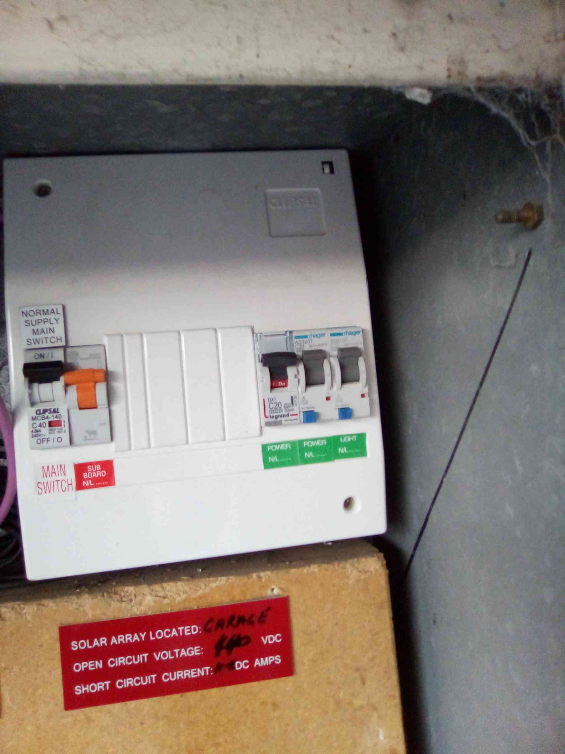Safety Switch Tripping Repair at Whittington VIC By Mr. Electric of Geelong via i4Tradies