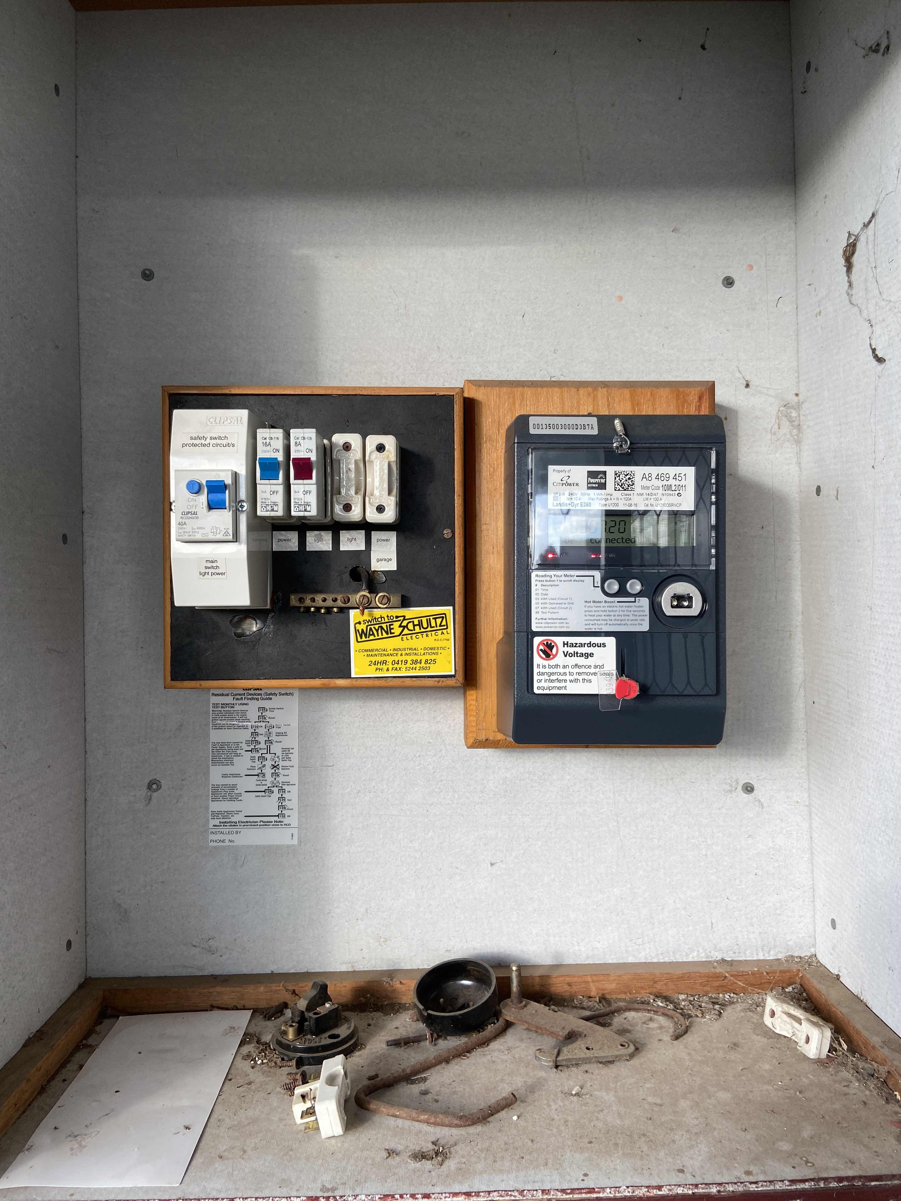 Power Point Inspection - Corio By Mr. Electric of Geelong via i4Tradies