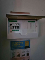 Main Switch Board Installation at Dereel VIC By MJ Electrical & Solar via i4Tradies