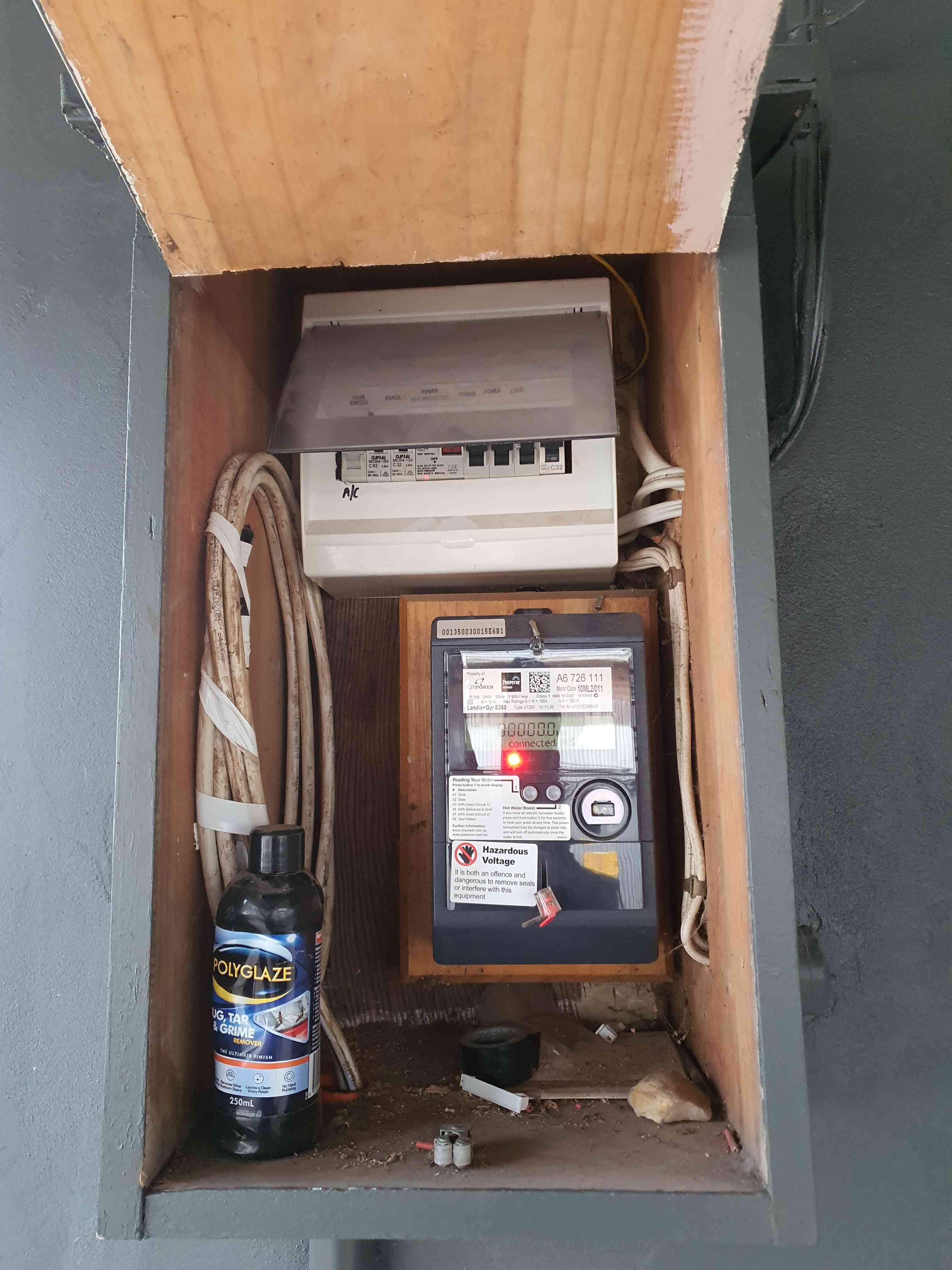 Switch Board Installation at Wendouree VIC By MJ Electrical & Solar via i4Tradies
