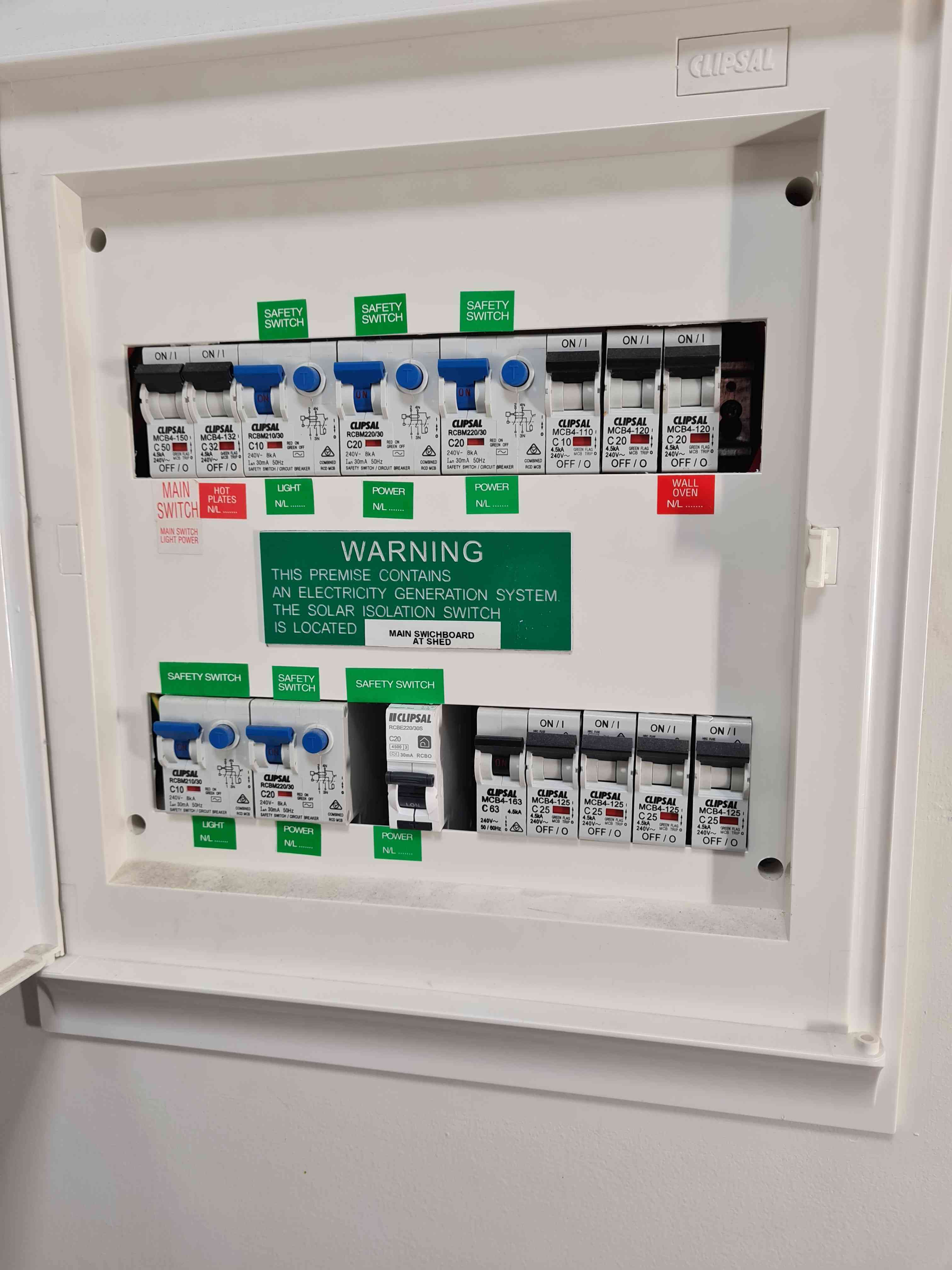 Tripping Switch Repair - Bonshaw VIC By MJ Electrical & Solar via i4Tradies