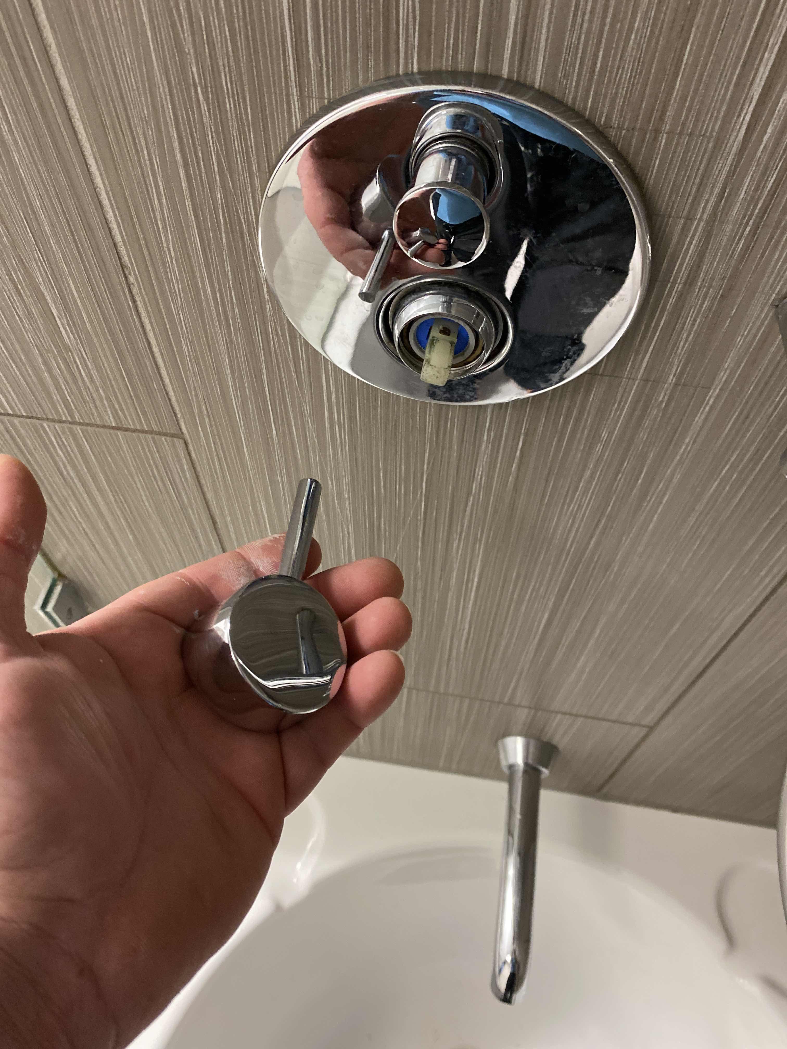 Shower tap Repair at Richmond VIC By Triple O Property Maintenance via i4Tradies