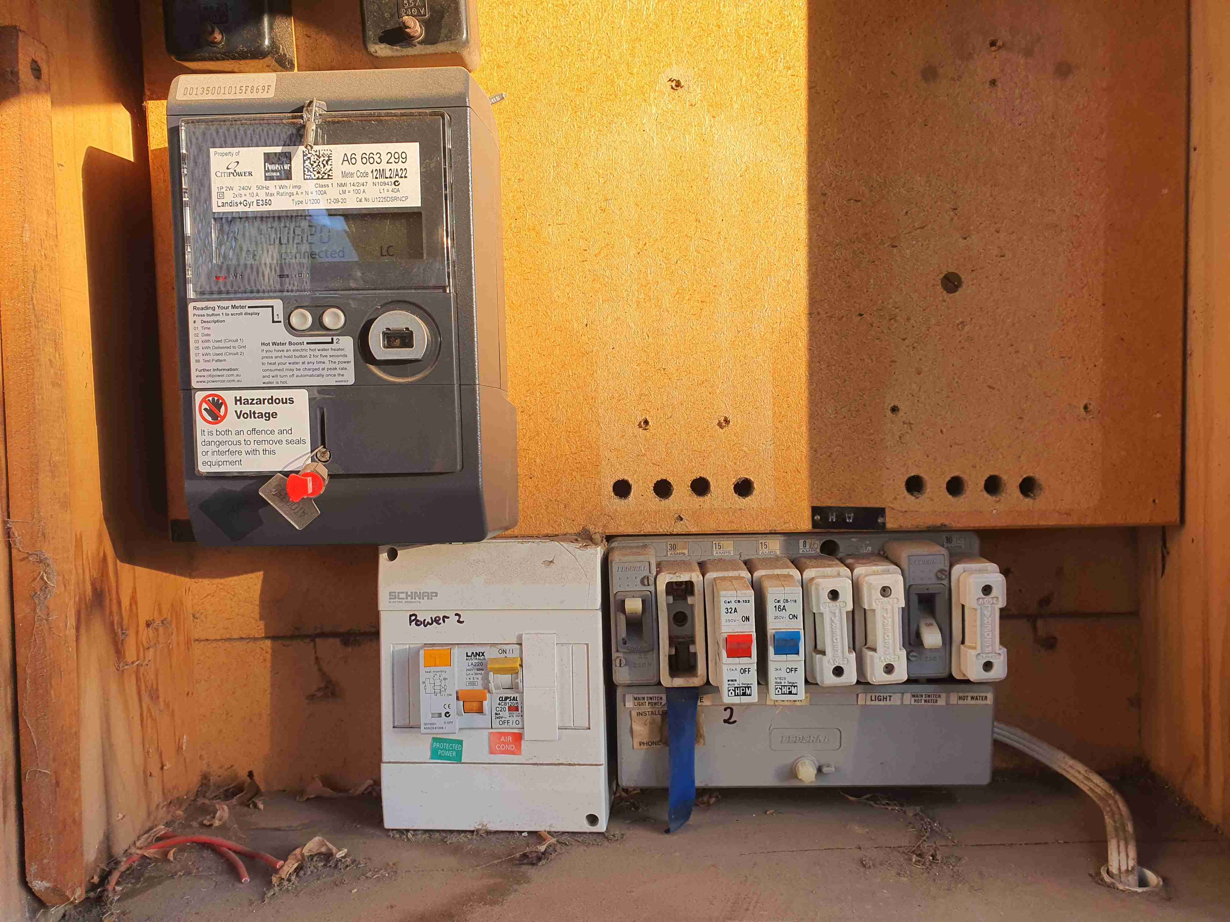 Switch Board Upgrade at Wendouree VIC By MJ Electrical & Solar via i4Tradies